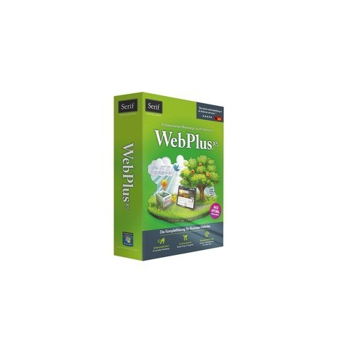 Avanquest Serif WebPlus X5 Sonderedition 1 PC V...