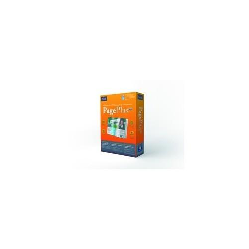 Avanquest Serif PagePlus X4 Publisher 1 PC Vollversion OEM