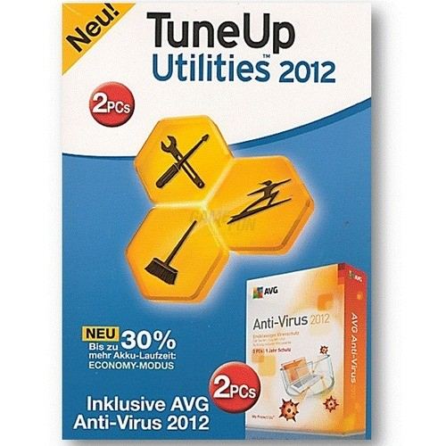 S.A.D. TuneUp Utilities 2012 1+1 SonderEdition ...
