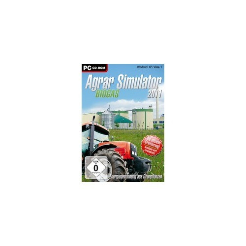 UIG Entertainment Agrar Simulator 2011: Biogas (Addon) (PC)