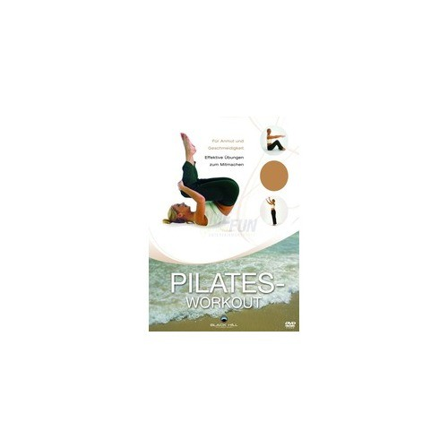 Black Hill Pictures Pilates Workout (DVD)