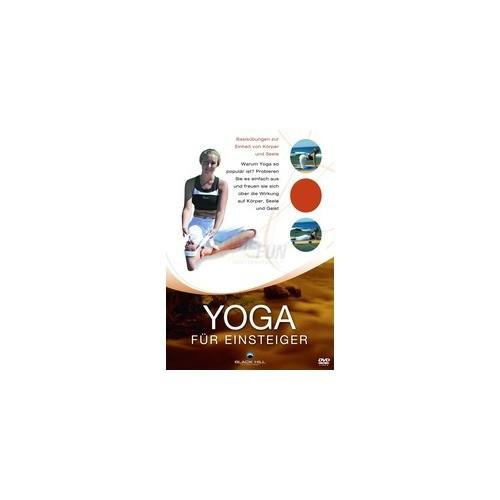 Black Hill Pictures Yoga für Einsteiger (DVD)