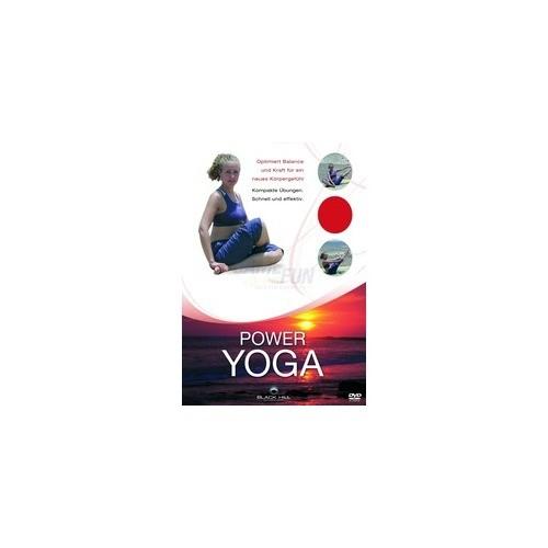 Black Hill Pictures Power Yoga für ein neues Körpergefühl (DVD)