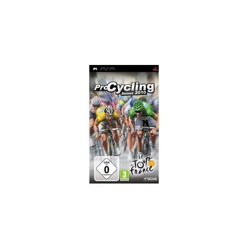 Focus Home Interactive Tour de France 2010 - Der offizielle Radsport-Manager (PSP)