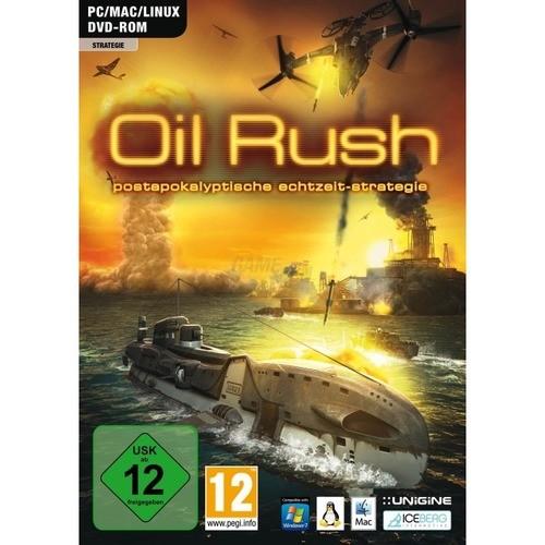 Iceberg Interactive BV Oil Rush inklusive Bonus...