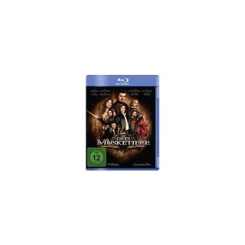 Constantin Film Die drei Musketiere (Blu-ray)