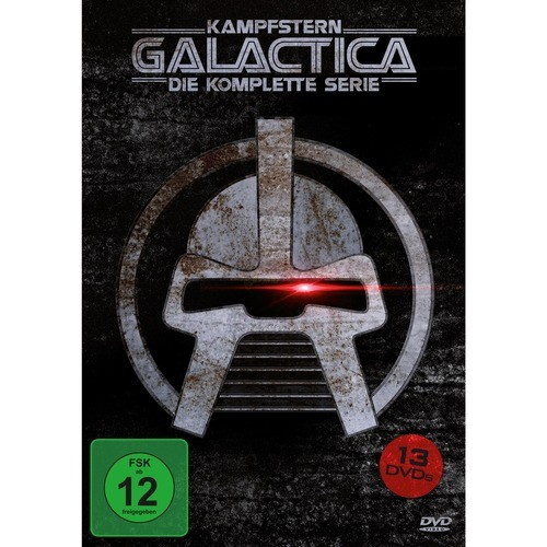 KochMedia Kampfstern Galactica - Superbox (13 DVDs) (Neuauflage)