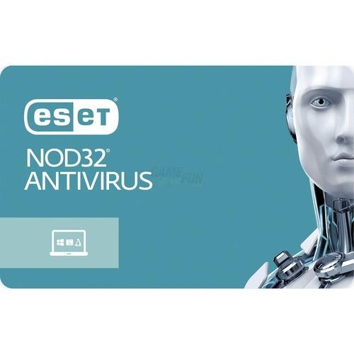 ESET NOD32 Antivirus 1 Computer Update Lizenz 3...