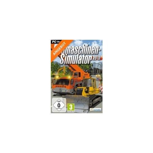 rondomedia Baumaschinen Simulator 2012 (PC)