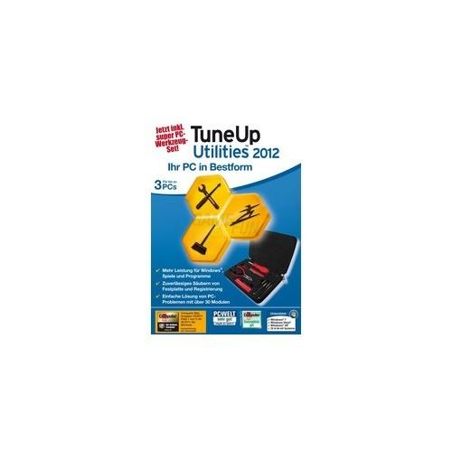 S.A.D. TuneUp 2012 + PC-Werkzeug-Set 3 PCs Voll...