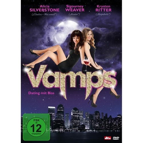 KochMedia Vamps - Dating mit Biss (DVD)