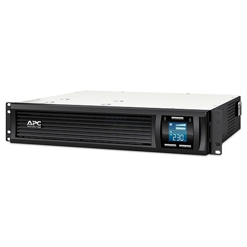 APC Smart-UPS C 1000 2U Rack mountable LCD - 10...