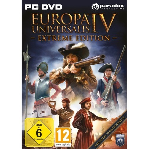 Paradox Interactive Europa Universalis IV - Ext...