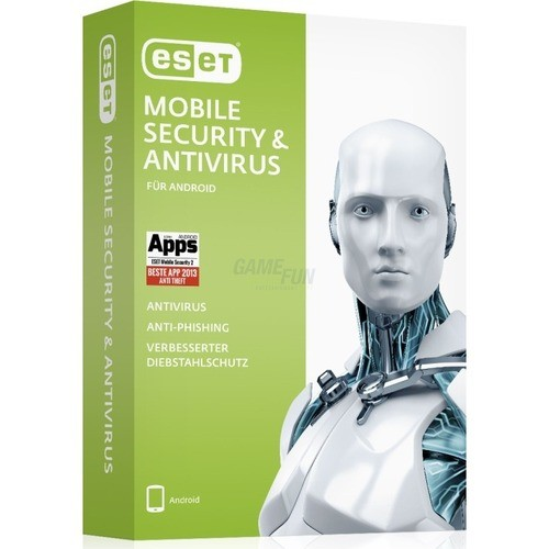 ESET Mobile Security V3 1 Benutzer Vollversion PKC 1 Jahr
