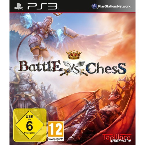 TopWare Interactive AG Battle vs. Chess (PS3)
