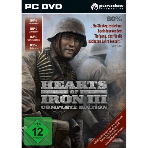 Paradox Interactive Hearts of Iron 3 Complete E...