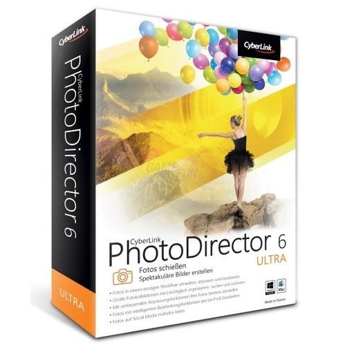 CyberLink PhotoDirector 6 Ultra 1 Benutzer   1 ...