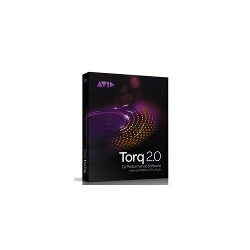 Vorschaubild von Avid M-Audio Torq 2 DJ-Software Win/Mac ML Vollversion Retail