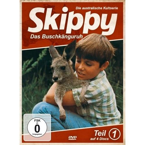 Vorschaubild von KochMedia Skippy - Das Buschkänguruh - Staffel 1 (4 DVDs)