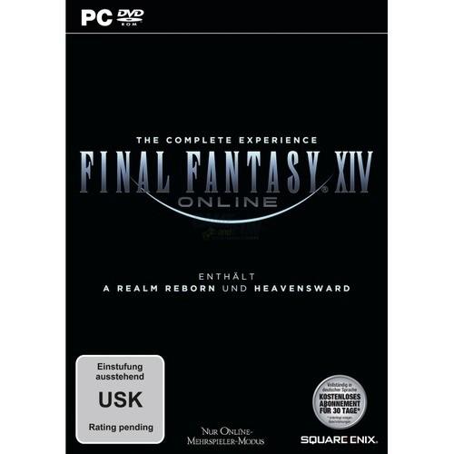 SquareEnix Final Fantasy XIV Online (PC)