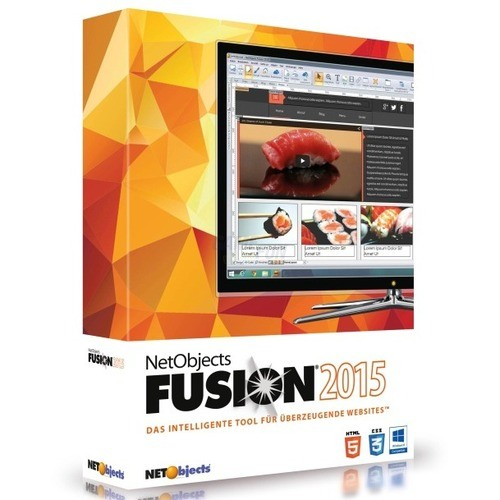 Globell B.V. NetObjects Fusion 2015 1 PC Vollve...