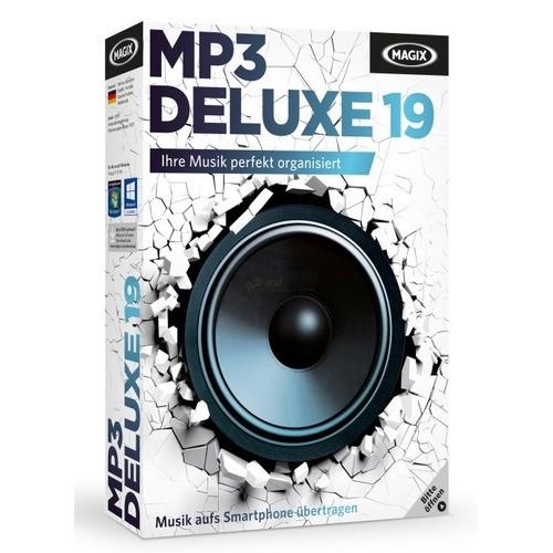 Vorschaubild von MAGIX MP3 deluxe 19 Vollversion MiniBox