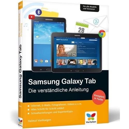 Vierfarben Verlag Samsung Galaxy Tab A - Die ve...