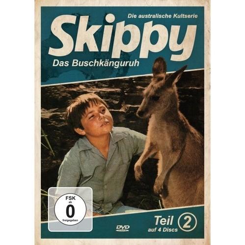Vorschaubild von KochMedia Skippy - Das Buschkänguruh - Teil 2 (4 DVDs)