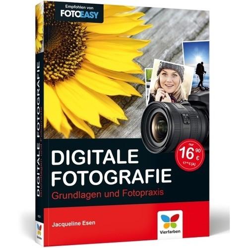 Vierfarben Verlag Digitale Fotografie - Grundla...
