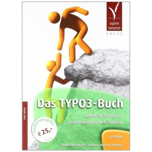 Open Source Press Das TYPO3-Buch ( 2. Auflage )