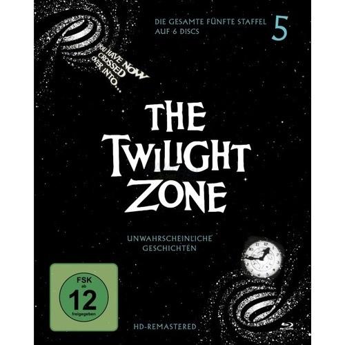 KochMedia The Twilight Zone - Staffel 5 (6 Blu-rays)