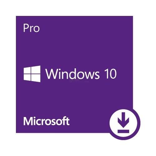 Microsoft Windows 10 Pro 32/64-Bit ML 1 PC Voll...