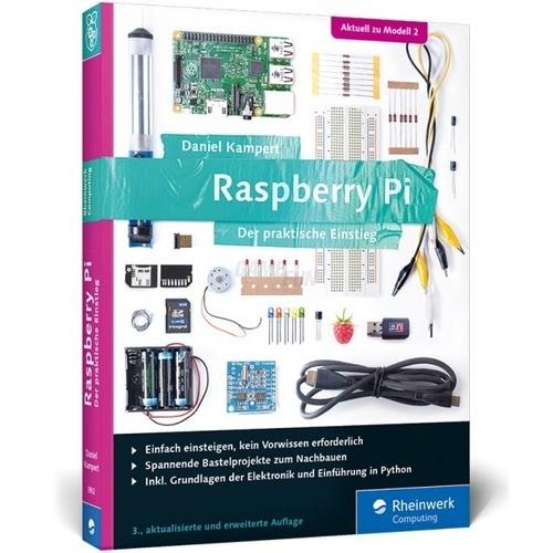Rheinwerk Verlag Raspberry Pi - Der praktische ...