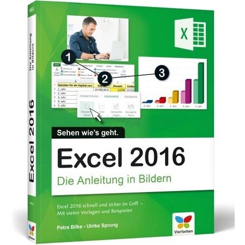 Vierfarben Verlag Excel 2016 Die Anleitung in B...