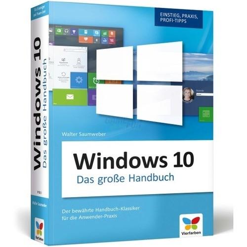 Vierfarben Verlag Windows 10 Das große Handbuch