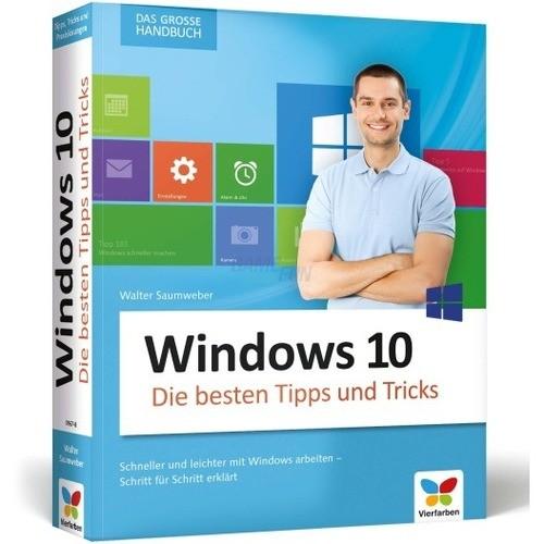 Vierfarben Verlag Windows 10 Die besten Tipps u...