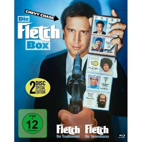 Image of KochMedia Fletch 1 & 2 - Collector´s Edition (2 Blu-rays)