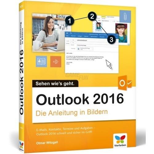 Vierfarben Verlag Outlook 2016 Die Anleitung in...