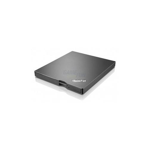 Vorschaubild von Lenovo ThinkPad UltraSlim USB DVD-Brenner - extern schwarz