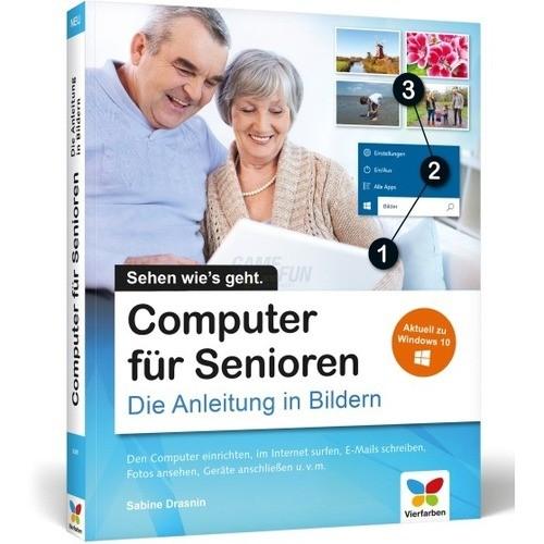 Vierfarben Verlag Computer für Senioren - Die A...