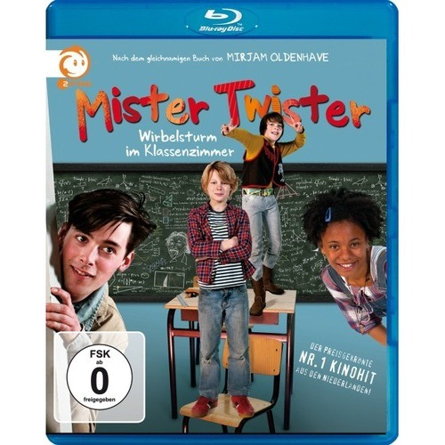 Spirit Media Mister Twister - Wirbelsturm im Kl...