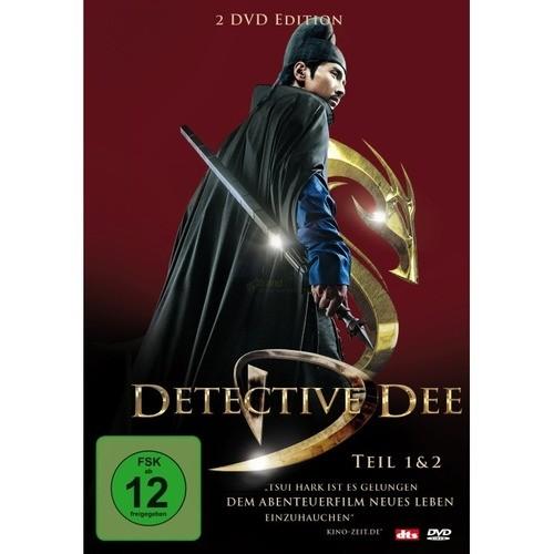 KochMedia Detective Dee 1 & 2 (2 DVDs)