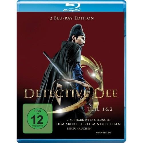 KochMedia Detective Dee 1 & 2 (2 Blu-rays)