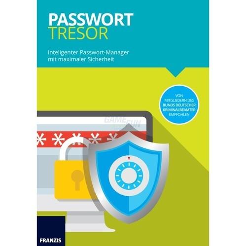 Franzis Verlag Franzis Passworttresor