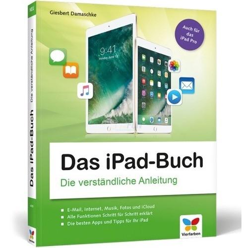 Vierfarben Verlag Das iPad-Buch Die verständlic...