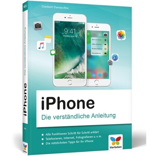 Vierfarben Verlag iPhone Die verständliche Anle...