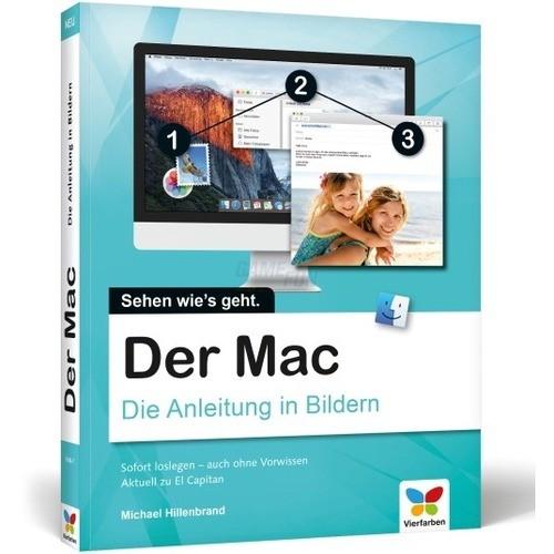 Vierfarben Verlag Der Mac Die Anleitung in Bildern