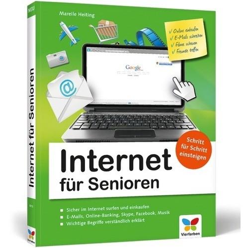 Vierfarben Verlag Internet für Senioren
