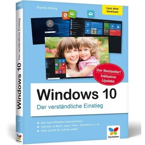 Vierfarben Verlag Windows 10 Der verständliche ...