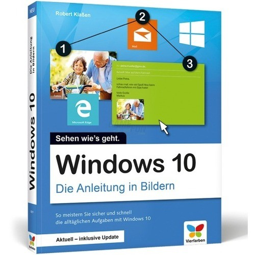 Vierfarben Verlag Windows 10 Die Anleitung in B...